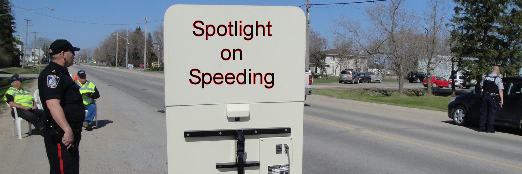 Spotlight on Speeding